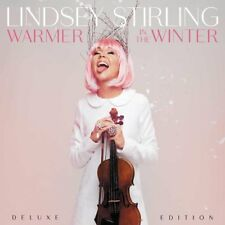 Lindsey Stirling Warmer in the Winter Deluxe Edition CD