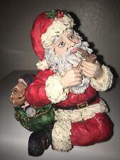 Santa Claus Christmas Stocking Holder