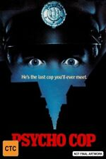 Psycho Cop (DVD, 2005)
