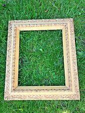 More details for antique quality ornate gilt picture frame !