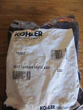 NEW Kohler Genuine Parts Se;f Closing Valve Assembly #76567