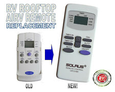 Carrier AirV Remote Control Replacement For AirV RV Air-Conditioners