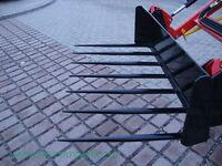 Dunggabel Frontladergabel Dungschaufel Frontladerforke für Kleintraktoren