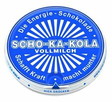 50 x SCHO-KA-KOLA CHOCOLATE 100 g 50 x RED & BLUE MIX > ORIGINAL FROM GERMANY <