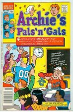 Archies Pals and Gals #195 VF/NM March 1988