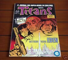 TITANS N°106 1987 Marvel LUG - TTBE !