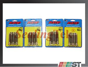 ARP 100-7712 Extended Length Wheel Stud Kit 5-lug 4-packs 20pcs Honda M12x1.5 RH