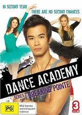Dance Academy - Breaking Pointe : Series 2 (DVD, 2012)
