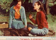 Lobby Card 1961 TWO LOVES Shirley MacLaine