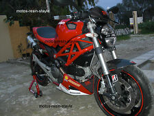 Belly pan DUCATI Monster 696/796