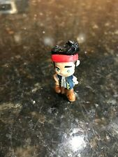 Jake and the Never Land Pirates jake holding sword pvc figure cake topper 2""