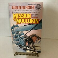 Mission to Moulokin  by Alan Dean Foster Paperback 1979