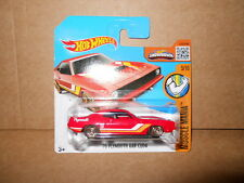 HOT WHEELS SHOWDOWN - '70 PLYMOUTH AAR CUDA - MUSCLE MANIA 5/10  [MV0]