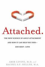 ATTACHED: The New Science of Adult Attachment and How It Can Help(1585429139)