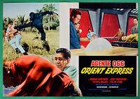 T49 Fotobusta Agente 066 Orient Express Norman Barrymore Brookman Mihashi 4