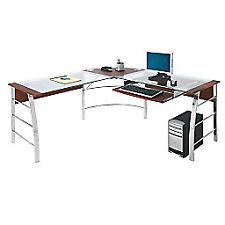 Realspace Realspace Mezza 62inw L Shaped Desk