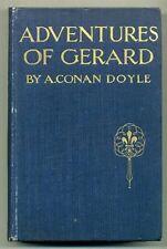 DOYLE, A. Conan. Adventures Of Gerard 1903 FIRST EDITION