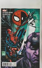 MARVEL COMICS SPIDERMAN DEADPOOL #9 NOVEMBER 2016 1:15 CLASSIC VARIANT NM