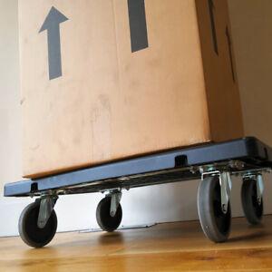 Sack Barrow Truck Dollie Cart Trolley Dolly Platform Piano Removals Crawler Mat