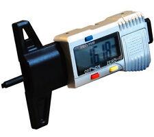 Calibrador Digital Medidor de Profundidad Neumático Pisada Brake Pad calibre 0-25 mm U261 Rueda De Zapato