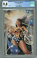 Wonder Woman #750 CGC 9.8 Unknown Comics Virgin Edition Jay Anacleto Variant