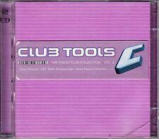 CD Club Tools Vol. 2 - The Finest Club-Collection - 2 CDs - Oliver Moldan, ATB