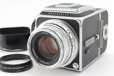 【N MINT】Hasselblad 500 C Camera w/ Planar 80mm f2.8 Lens A12 Back from Japan 954