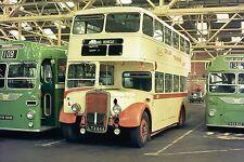 Bristol Omnibus W137 LTA 844 6x4 Quality Bus Photo