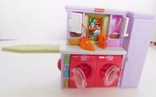 Fisher Price Loving Family Dollhouse Laundry Room