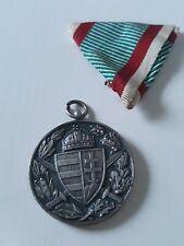 ORDEN Auszeichnung 1914-1918  PRO DEO ET PATRIA am Dreiecksband
