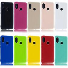 Case For Vivo V15 V11 Y17 Y93 IQOO V17 Pro Z5X Slim Soft Thick TPU Phone Cover