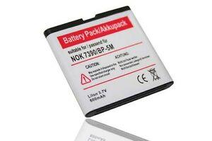 Batterie pour Nokia 5700 6110 Navigator 6500 Slide ACCU