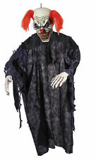 Prop 7' Vacu Hanging Clown Halloween Décor Clown Halloween Party Decorations 7'