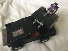 KENNER M.A.S.K. Venom marteau-piqueur Camion 1985 Masque Cliff Dagger