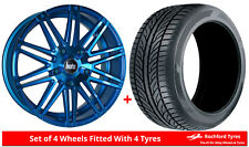 "Alloy Wheels & Tyres 20"" Bola B20 For Ford Transit [Mk7] 00-13"