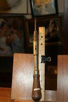 1908 Yankee No. 30 North Bros. Philadelphia Screwdriver Spiral Ratchet Drill