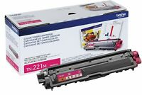 Brother Genuine TN221M Magenta Toner Cartridge for HL-3140CW 3170CDW 3180CDW +++