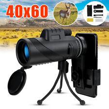 40X60 Zoom HD Telescope Optical Lens Phone Camera Telephoto Monocular + Tripod