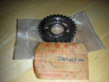 NOS VINTAGE HONDA CR 125 1981 - 82 gear countershaft 3rd  23451-KA3-700 ELSINORE