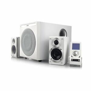 EDIFIER S530D 2.1 Soundsystem Weiß Lautsprechersystem Musikanlage Heimkino Boxen