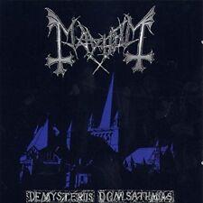 MAYHEM - De Mysteriis Dom Sathanas CD NEU