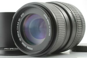 <MINT> Sigma Zoom 55-200mm f/4-5.6 DC for Four Third Mount 4/3 Ship by FedEx
