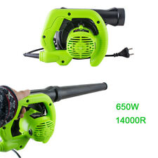 Electric Air Blower Hand Held Leaf Blower Household dust removal Blower 14000R