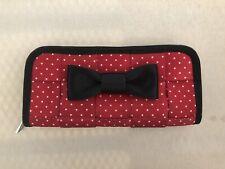 Harveys Disney Minnie Mouse Cartera Billetera Cinturón De Seguridad