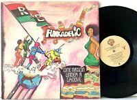 Funkadelic - One Nation Under A Groove - BSK 3209 LP Vinyl Record Album Funk