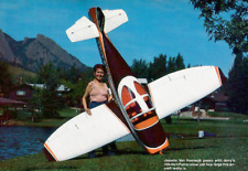 40% Scale Piel Emeraude   126 inch wing    RC Model AIrplane Prined Plans
