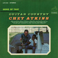 Chet Atkins - More of That Guitar Country [New CD] Manufactured On Demand