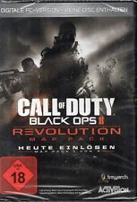 Call of Duty: Black Ops II 2 - Revolution Map Pack (DLC) - PC - deutsch - Neu