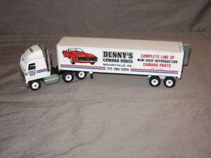 Winross Denny's Camaro Parts Mountville, PA Tractor Trailor  VGC