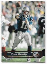 2002 Ultra #181 TOM BRADY NE Patriots EARLY CARD OF THE GOAT